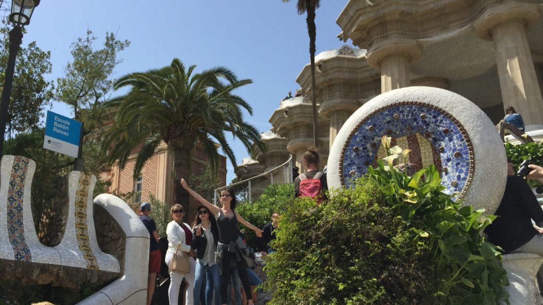 Parc Guel Barcelone (26)