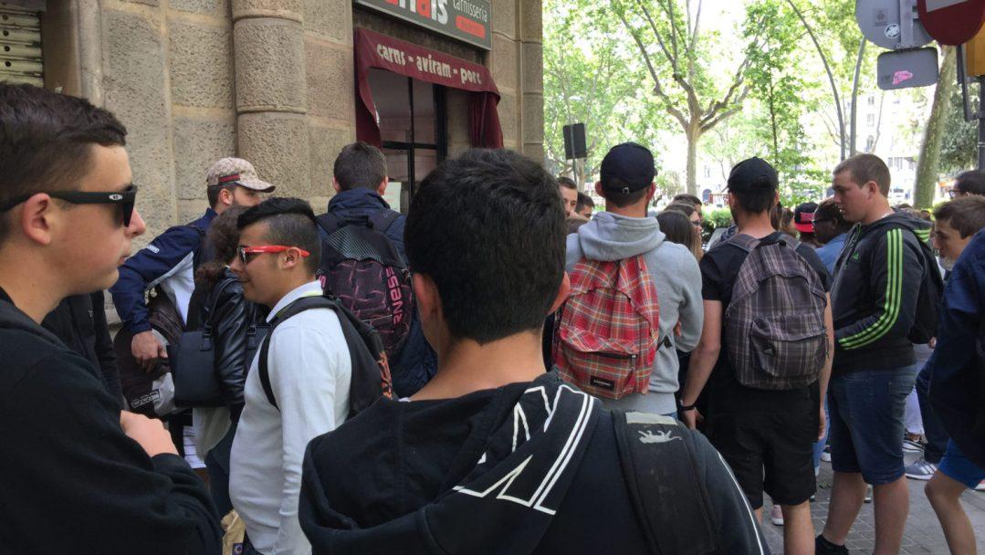 Rues de Barcelone (1)