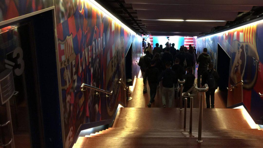 Visite du Camp Nou Barcelone (14)