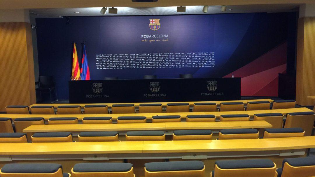 Visite du Camp Nou Barcelone (16)