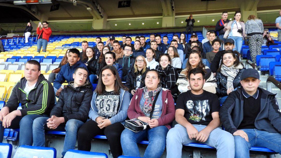 Visite du Camp Nou Barcelone (24)