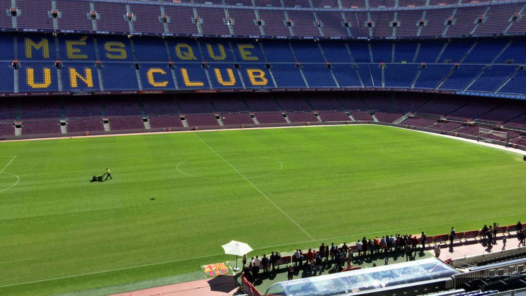 Visite du Camp Nou Barcelone (28)