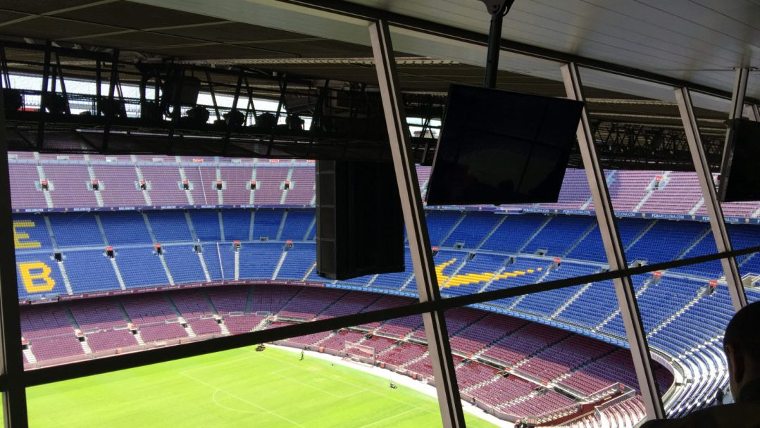 Visite du Camp Nou Barcelone (8)