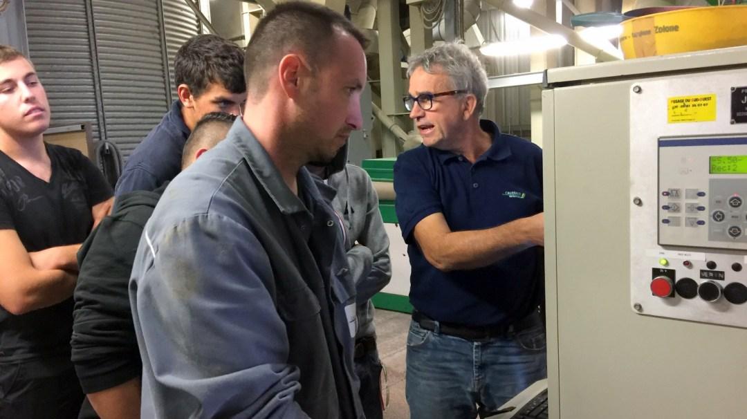 Visite Caussade-Semences Fontenay-Le-Comte TA2 Septembre 2017 (25)
