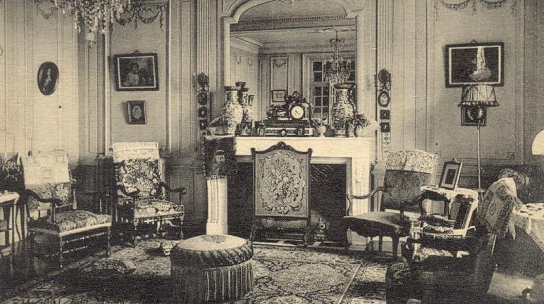 Salon salle de classe CFA-MFR PuySec
