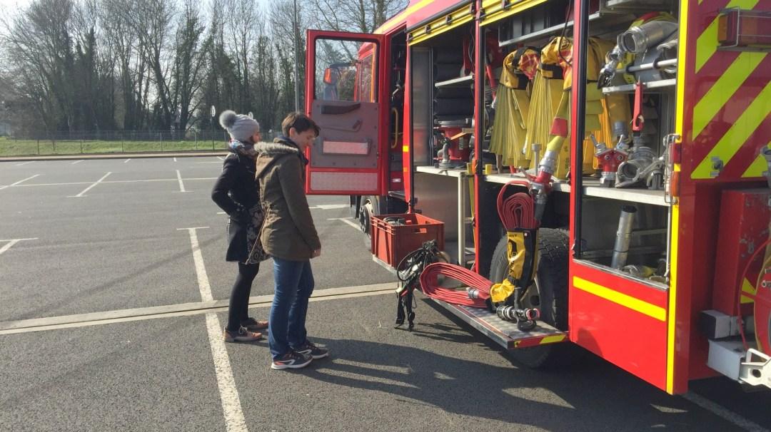 Animation Projet Pompiers BTS Bel-Air CFA MFR Puy-Sec (34)