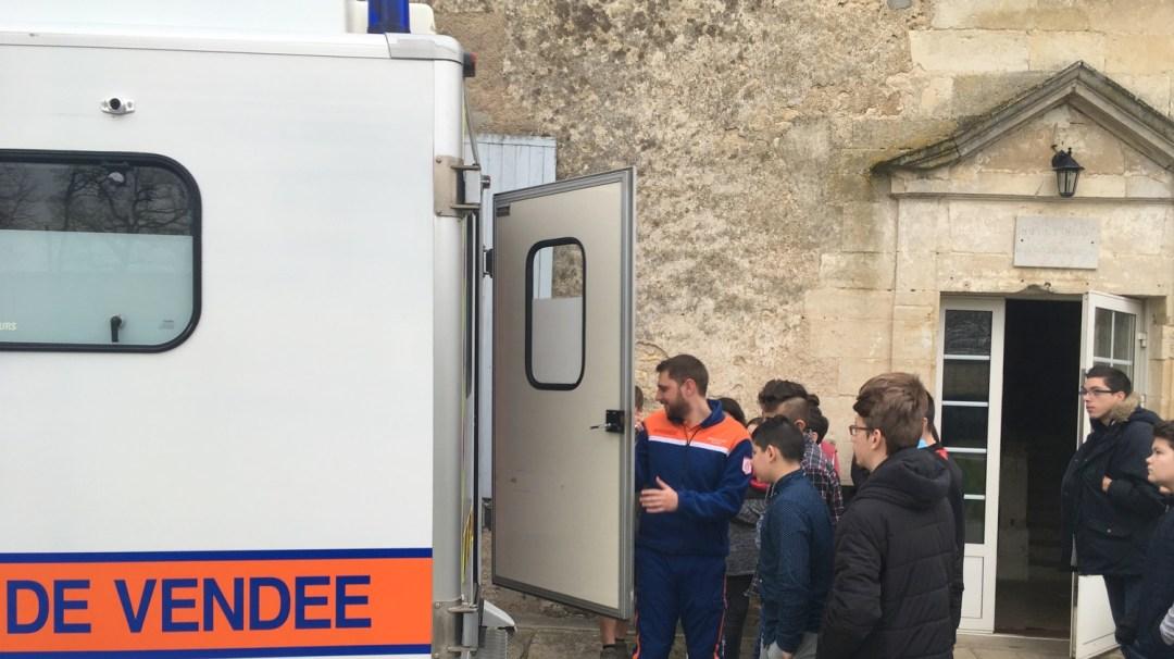 Protection Civile sécurité CFA MFR Puy-Sec (7)