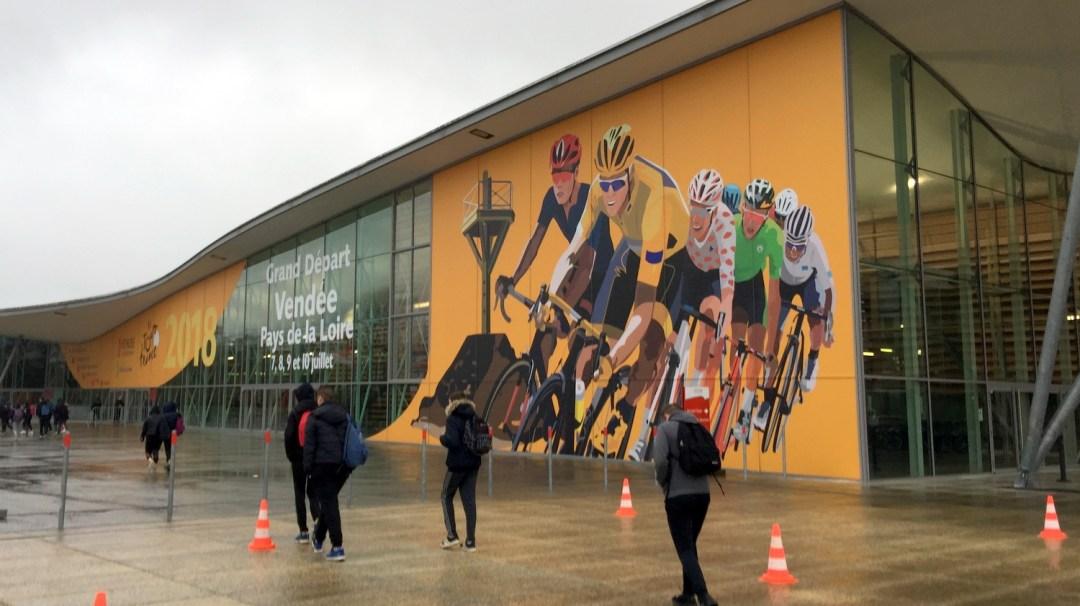 Au Tour Du Vélo Vendéspace Mars 2018 3è CFA MFR PuySec (1)