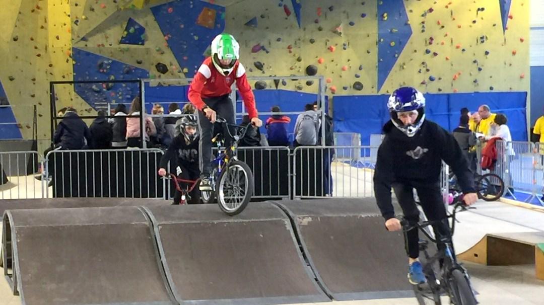 Au Tour Du Vélo Vendéspace Mars 2018 3è CFA MFR PuySec (75)