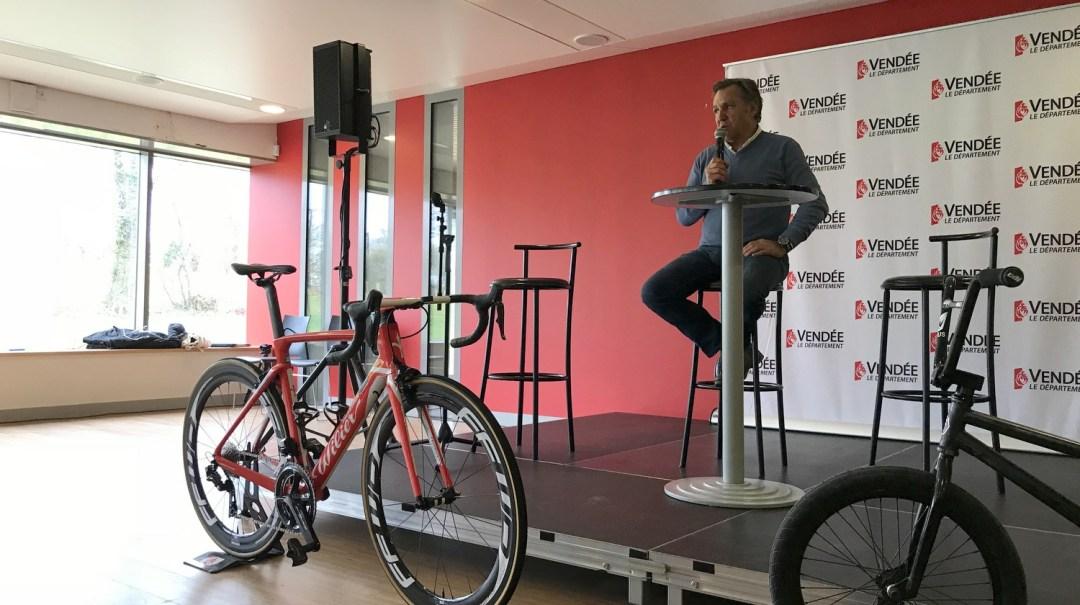 Au Tour Du Vélo Vendéspace Mars 2018 3è CFA MFR PuySec (89)