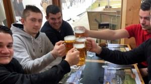 La bière autres spécialités suisse