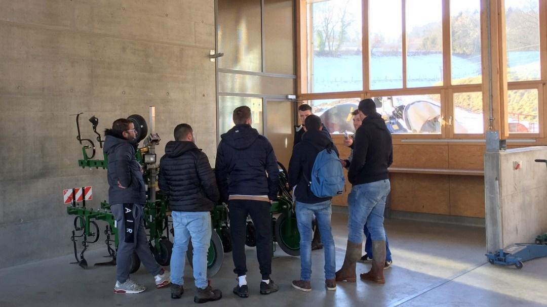 Lundi ferme de Grange Verney Moudon VE Suisse TA Mars 2018 (31)