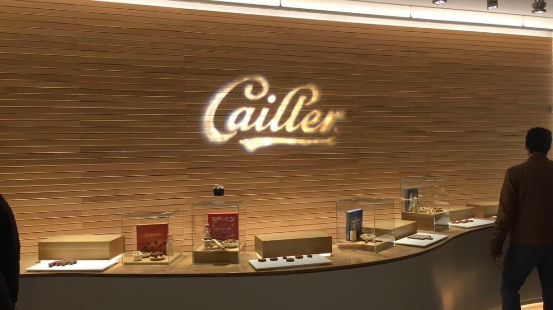 Maison Cailler chocolat factury suisse CFA TA MFR Puy-Sec