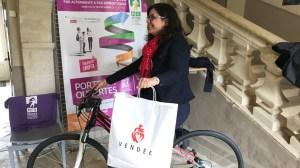 En route pour le marché de producteurs du 21 Avril à la MFR de Puy-Sec ! On va faire équipe avec Amandine GLORIAU. Responsable formation CAPA SAPVER.
