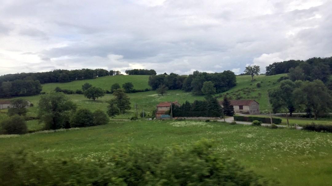 Auvergne Départ de Saint-Martin-de-Fraigneau à Saint-Ours-les-Roches (18)