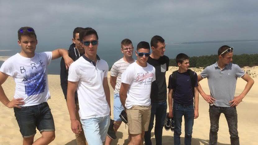 Dune du Pilat VE Pays-Basque CAPa MA