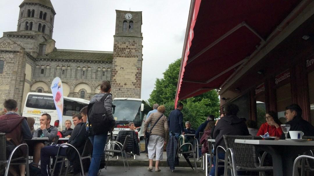 Eglise et village Saint-Nectaire (16)