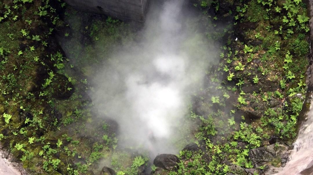 Volcans Vulcania Voyage étude Auvergne