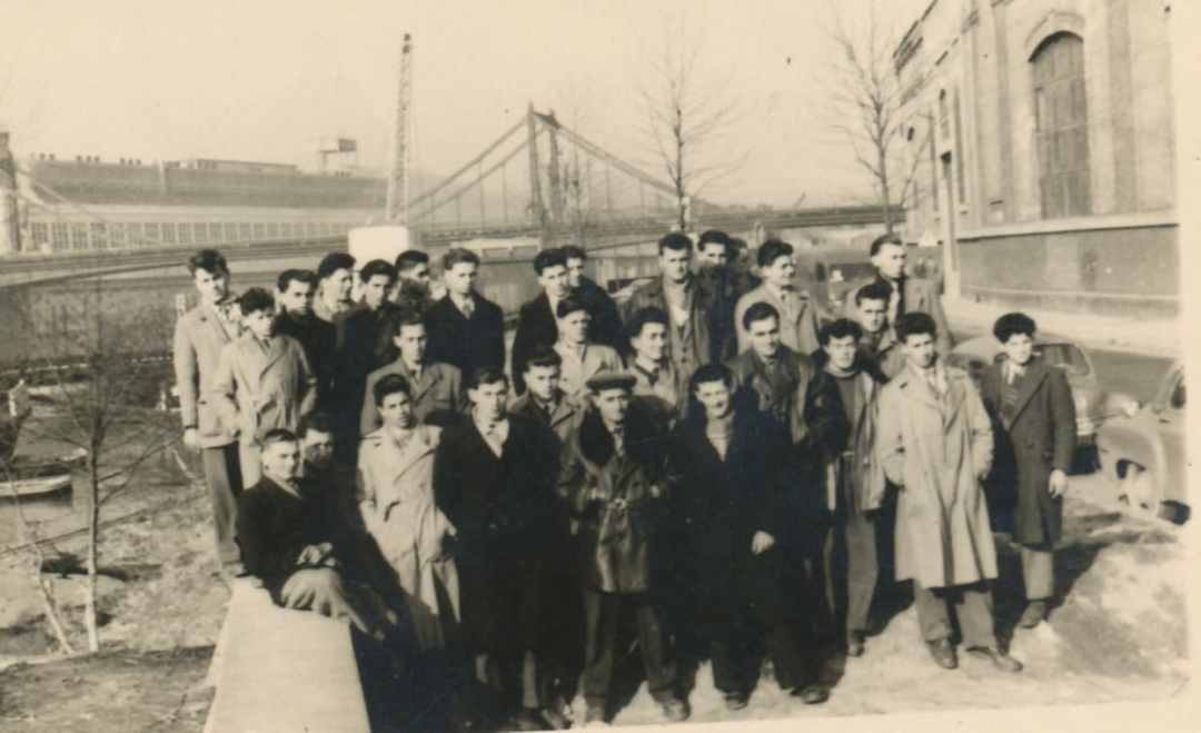 Archives Anciens élèves 1951 mfrpuysec rentrées