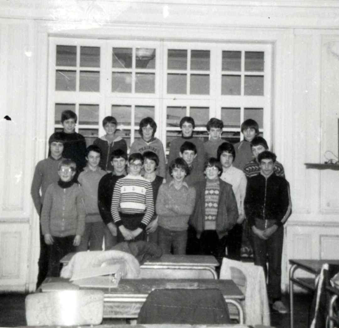 BELY Jean-Luc et sa classe