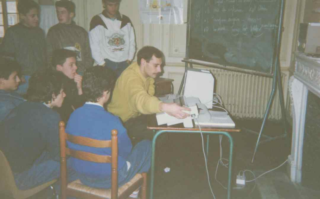 Gérard VERGNAUD: Vocation Geek
