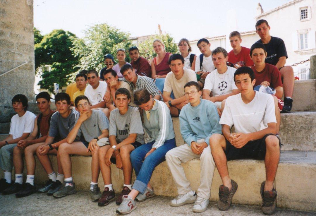 La classe de Clément LANDAIS
