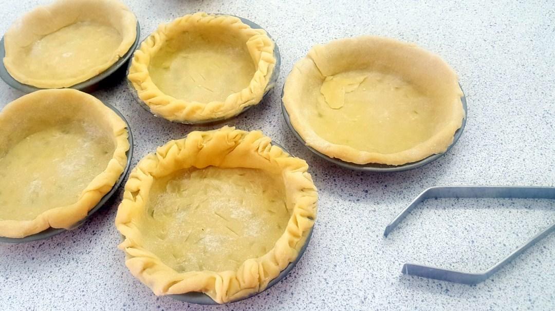 Atelier Patisserie J1 tarte au chocolat et sa farandole de fruits CFA MFR Puy-Sec Formations Adultes (11)