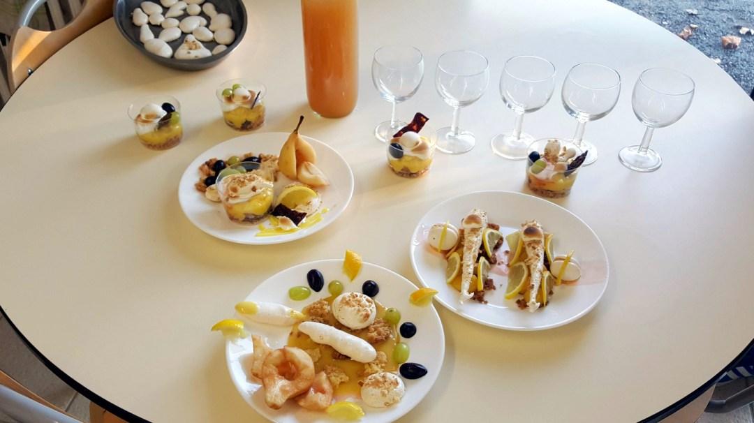 Atelier Patisserie J2 tarte au citron revisitée CFA MFR Puy-Sec Formations Adultes (14)