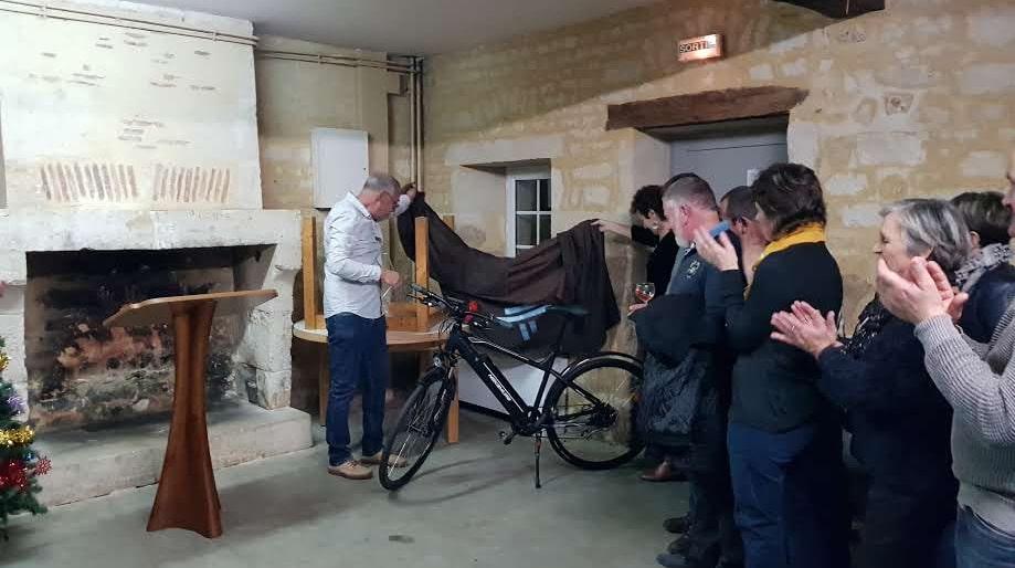Un vélo électrique pour une retraite active