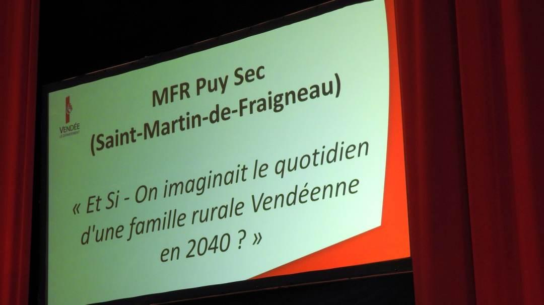 Projet Famille vendéenne Vendée 2040