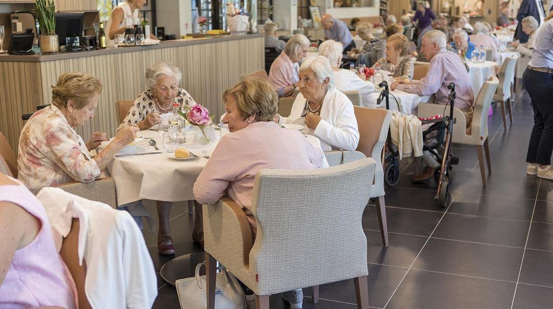 Maison de retraite PRINSENHOF à Bruges en rêve