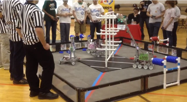 Robotics Competition 11/17/12