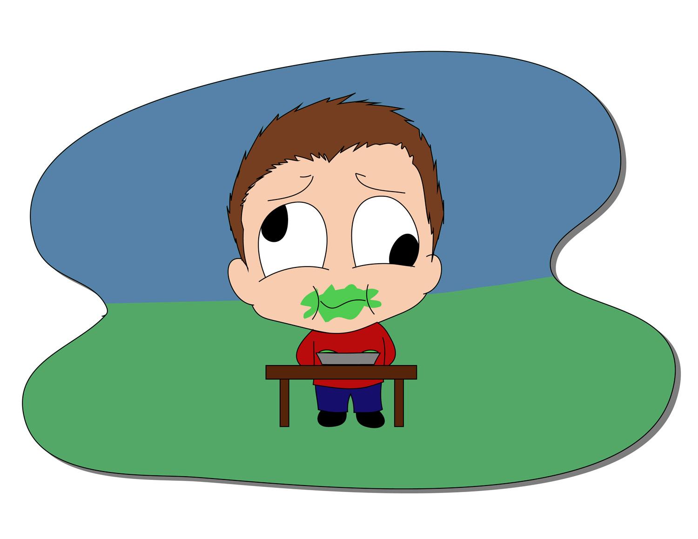 Jello Eating