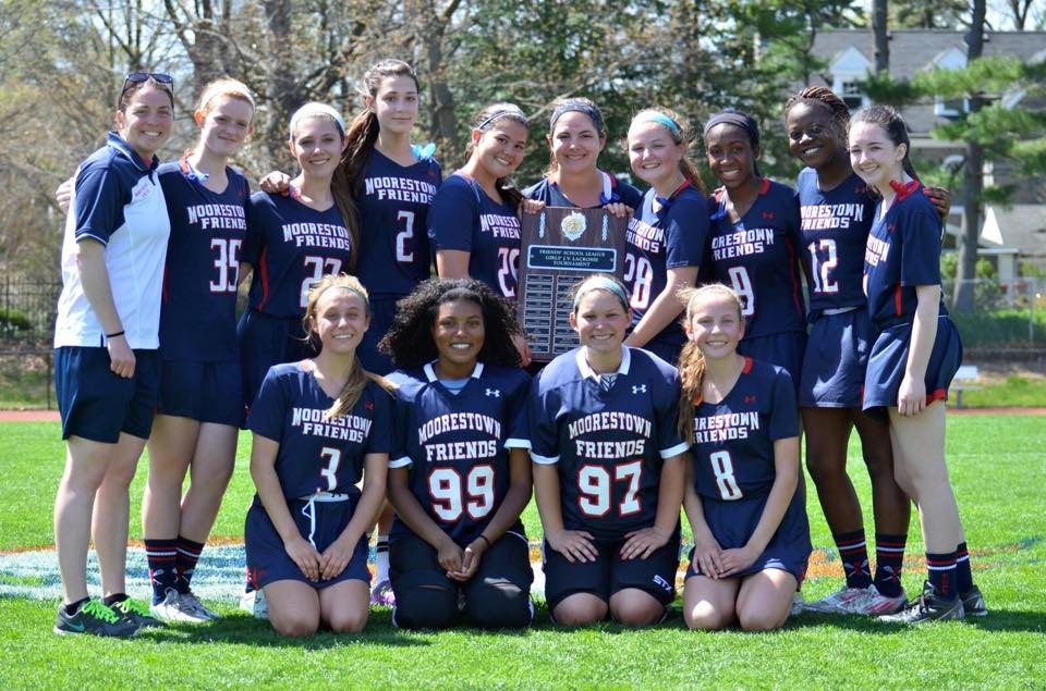 Foxes Win Lacrosse Tourney JV Girls' Lacrosse Team Captures FSL Tournament
