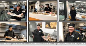 Get To Know The SAGE Dining Staff