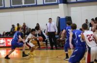 Boys' Basketball Game vs. Life Center