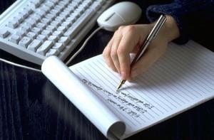 طرق كتابة مقالات سريعة