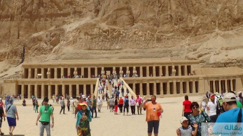 السياحة فى مدينة الاقصر