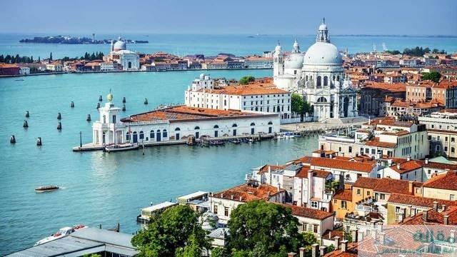 افضل الاماكن السياحية في ايطاليا