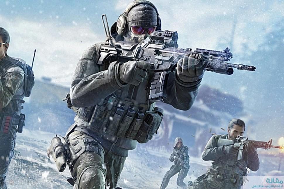 تحديث لعبة Call of Duty للجوال واضافات قوية