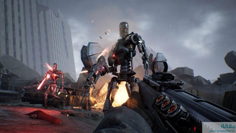 أفضل لعبة Terminator على الإطلاق لهذا العام