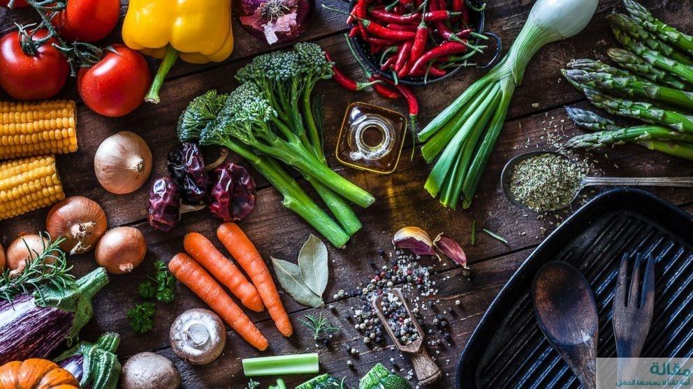أفضل الخضروات التي تساعد في فقدان الوزن