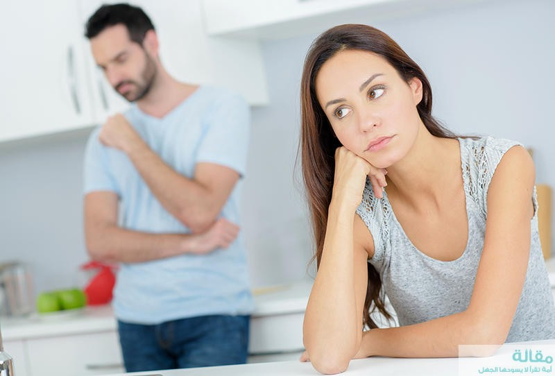 الخلافات الزوجية اكثر من مرة بالاسبوع تساهم في حدوث علاقات صحية