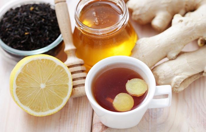 أهم فوائد الليمون والزنجبيل