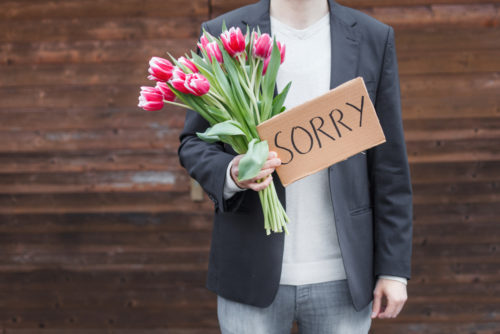 6 طرق للاعتذار لشريكك بعد الخلاف