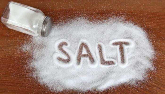 تقليل الملح في الشتاء