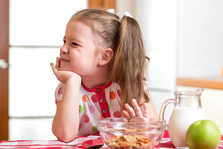 أسباب اضطراب الأكل عند الأطفال