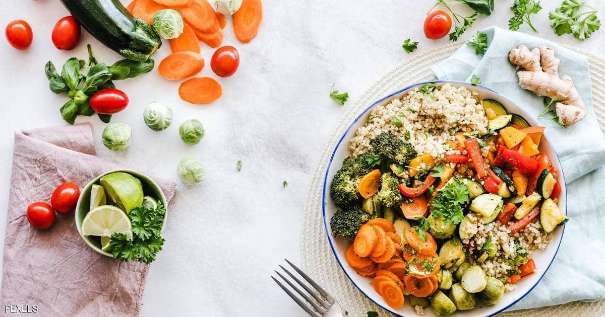 نظام غذائي صحي للتعافي من فيرس كورونا