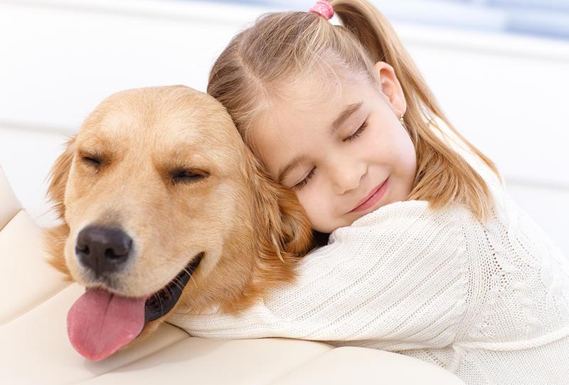 أهميه الحيوانات الأليفه للأطفال