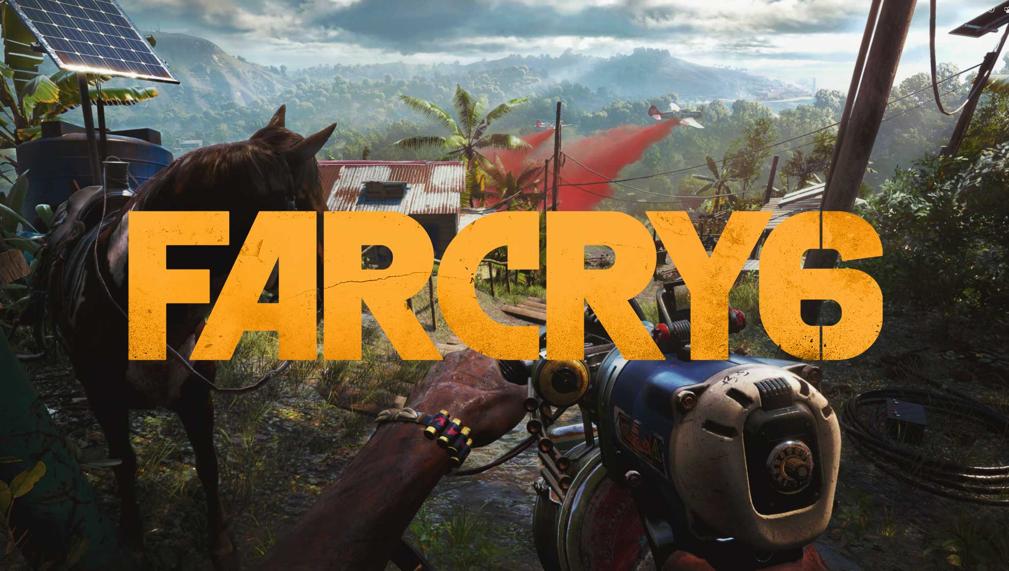 ماهو تاريخ اصدار لعبة Far Cry 6